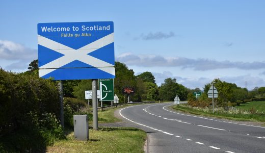 A7 road BEAR Scotland
