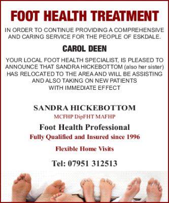 Foot Health Treatment