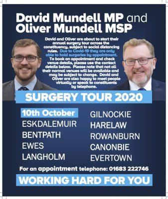 Surgery Tour 2020