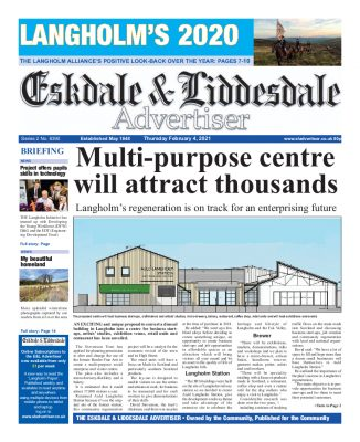Out Now!.....this week's E&L
